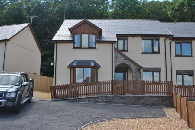 Thumbnail Property to rent in Cysgod-Y-Coed, Cwmann, Lampeter