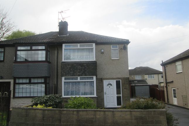 Thumbnail Semi-detached house to rent in Flockton Road, East Bowling