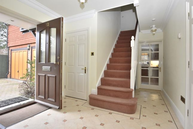 Entrance Hall of West Meads, Horley RH6