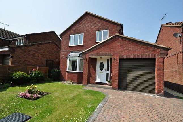 Thumbnail Detached house to rent in Ash Tree Drive, Leconfield