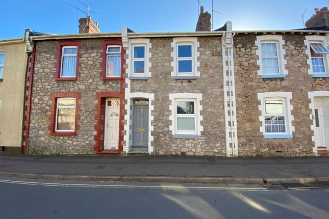 2 bed terraced house for sale in St. Annes Road, Torquay, Devon TQ1