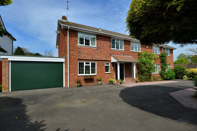 Thumbnail Detached house for sale in St. Lawrence Forstal, Canterbury