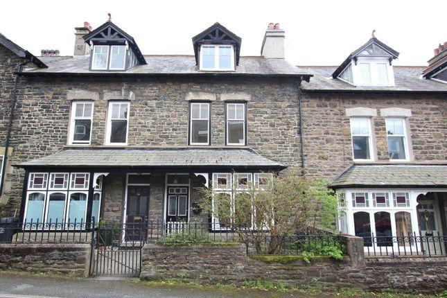 Thumbnail Terraced house for sale in 57 Bainbridge Road, Sedbergh, Cumbria