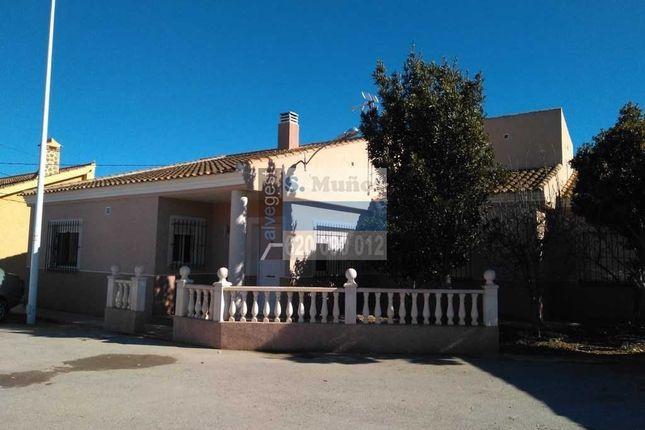 4 bed country house for sale in Leiva 12, La Majada, Murcia, Spain