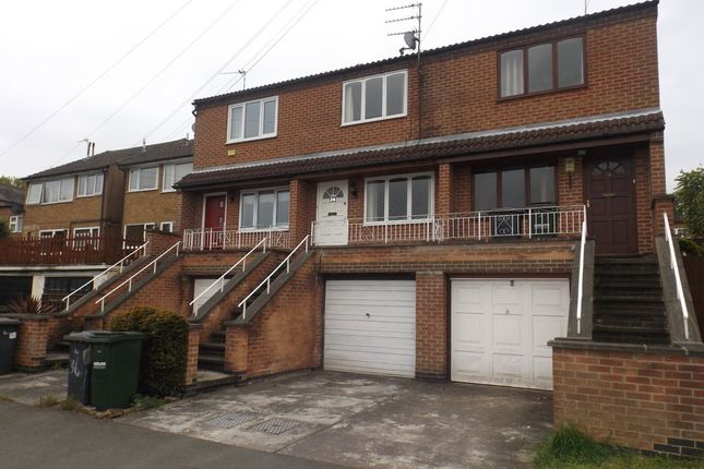 Thumbnail Town house for sale in Hallam Road, Mapperley, Nottingham