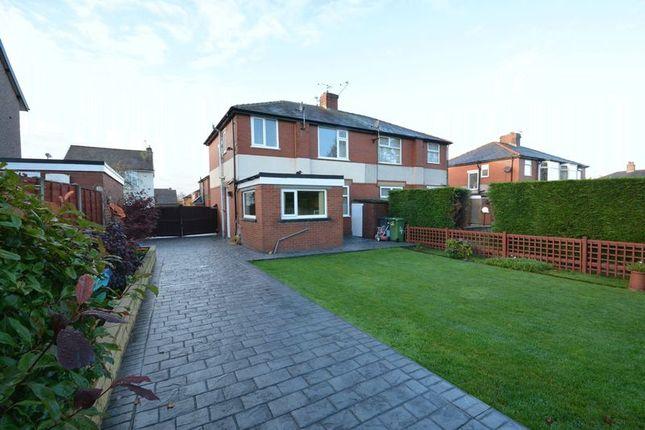 Thumbnail Semi-detached house for sale in Hatfield Road, Accrington