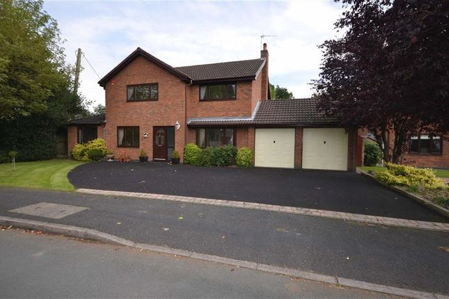 Thumbnail Detached House For Sale In Ashdale Park Yarnfield Stone