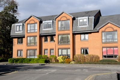 Thumbnail Flat to rent in Monument Court, Causewayhead, Stirling