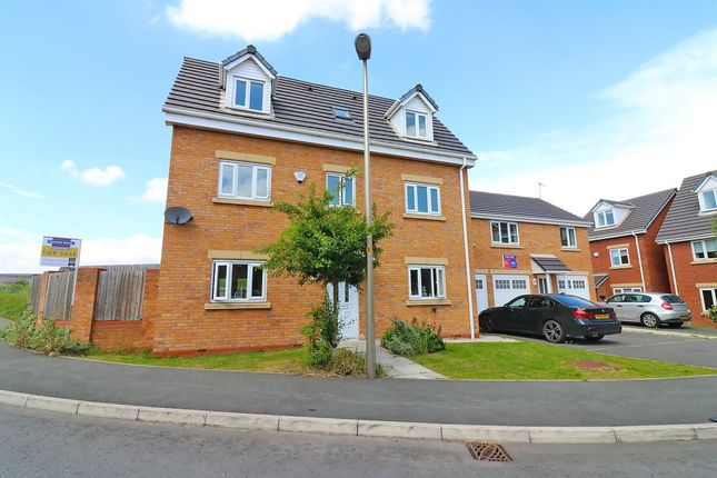 Thumbnail Detached house for sale in Rosswood Road, Ellesmere Port