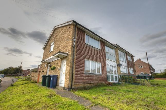 Thumbnail Flat for sale in Beetham Crescent, Slatyford, Newcastle Upon Tyne