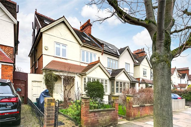 Thumbnail Semi-detached house for sale in Glebe Road, London