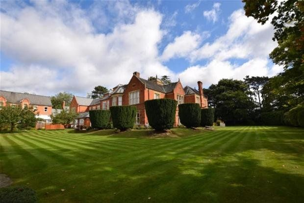 Thumbnail Flat for sale in Olton Court, St Bernards Road, Solihull