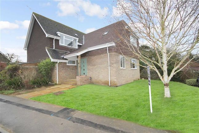 Thumbnail Detached house to rent in Catherine Close, Shrivenham, Oxfordshire