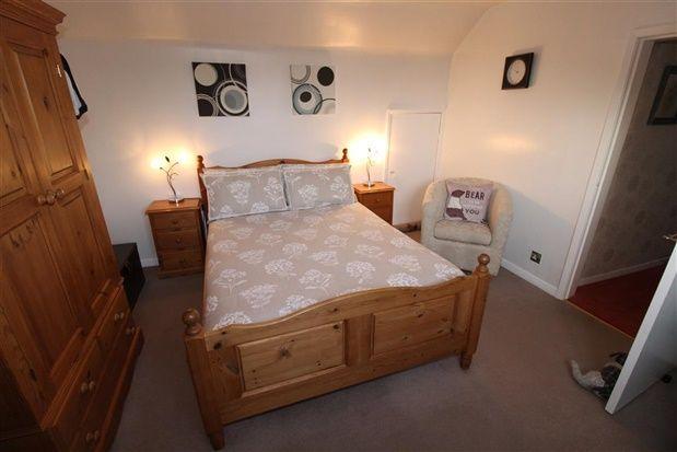 Bedroom of Hawthorn Crescent, Preston PR2