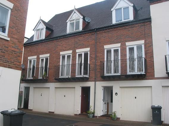 Thumbnail Town house to rent in Severnside Mill, Bewdley