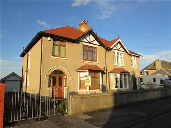 Thumbnail Property for sale in Penrith Avenue, Morecambe