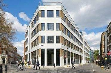 Thumbnail Office to let in Buckley Building, 49 Clerkenwell Green, London