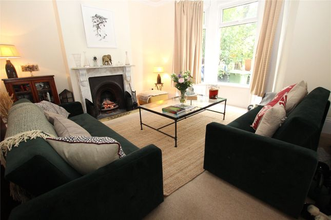 Living Room of Paget Terrace, Woolwich, London SE18