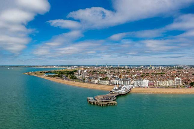 Thumbnail Flat for sale in South Parade, Southsea