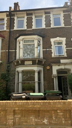 Front Elevation of Page Green Terrace, South Tottenham N15
