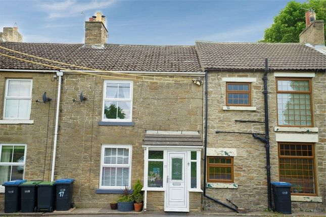 Thumbnail Terraced house for sale in West End, Witton Le Wear, Bishop Auckland, Durham