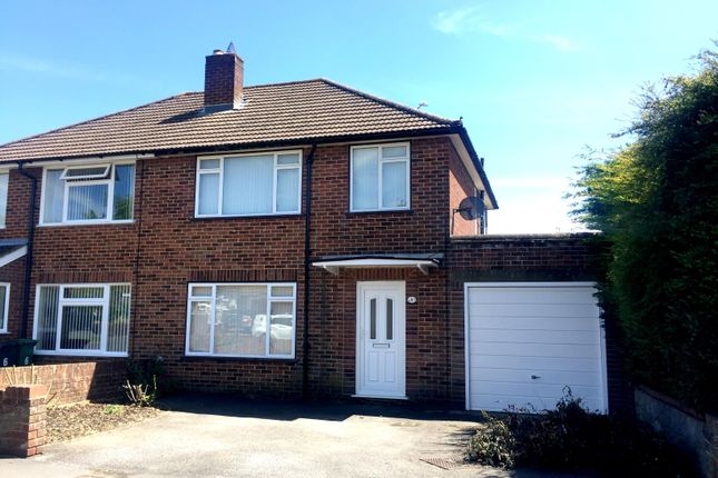 Thumbnail Property to rent in Oaklands Way, Basingstoke
