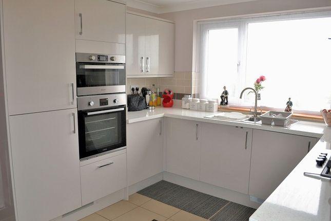 Kitchen of Golwg Y Mor, Penclawdd, Swansea SA4