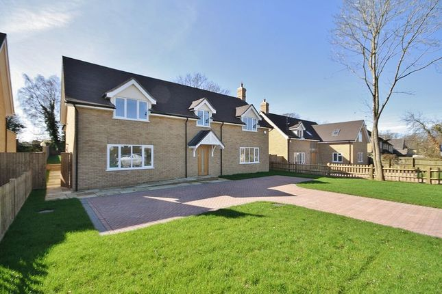 Thumbnail Detached house for sale in New Yatt, Swinbook (Plot 2), The Orchard, New Yatt Lane