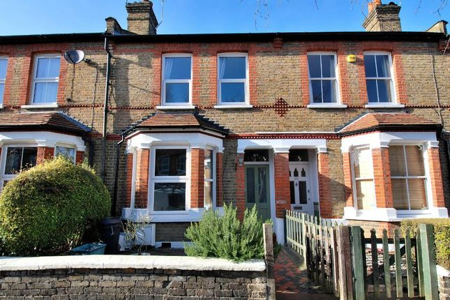 Thumbnail Terraced house to rent in Hessel Road, Ealing, London