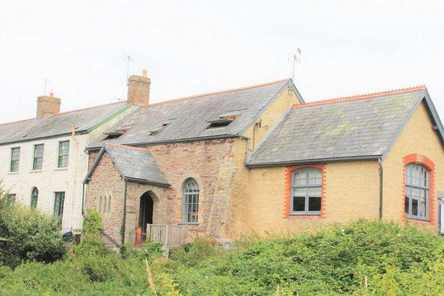 Thumbnail End terrace house to rent in Bishops Hull Road, Bishops Hull, Taunton