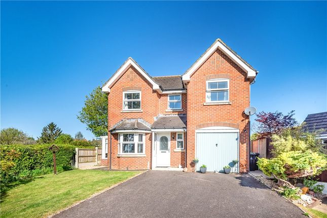 4 bed detached house for sale in Preetz Way, Blandford Forum DT11