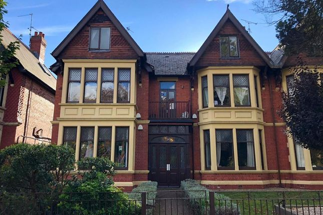 3 bed flat for sale in Ninian Road, Roath, Cardiff CF23