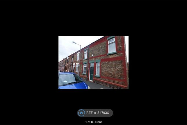Thumbnail End terrace house to rent in Volunteer Street, St Helens