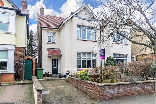Thumbnail Semi-detached house for sale in Eaglesfield Road, Shooters Hill