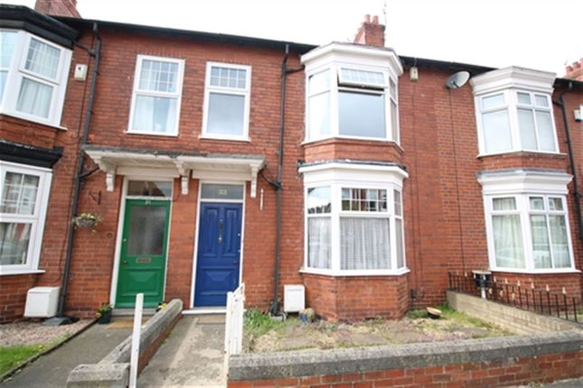 Thumbnail Terraced house to rent in Fife Road, Darlington