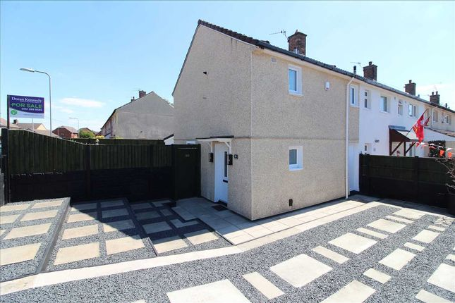 Thumbnail End terrace house for sale in Crosland Road, Kirkby, Liverpool