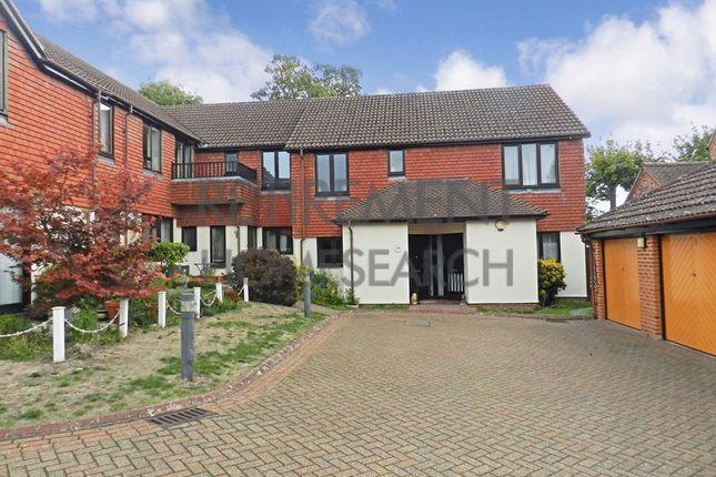 Thumbnail Property for sale in Ash Lodge (Pegasus Court), Hook