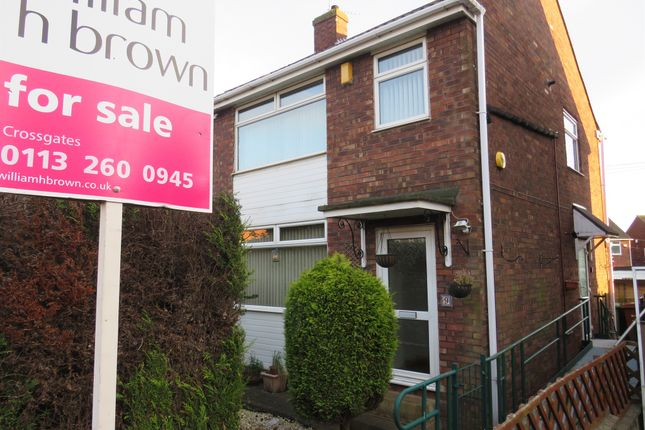 3 bed semi-detached house for sale in Hansby Close, Leeds