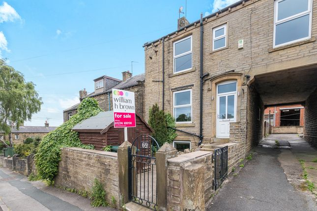 Thumbnail Terraced house for sale in Storr Hill, Wyke, Bradford