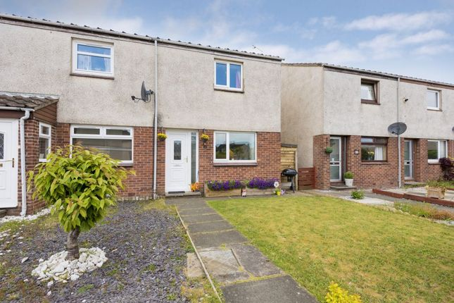 Thumbnail End terrace house for sale in Forth Grove, Port Seton, Prestonpans