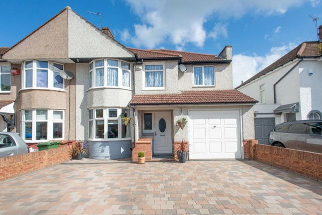 Thumbnail Property for sale in Rowley Avenue, Sidcup