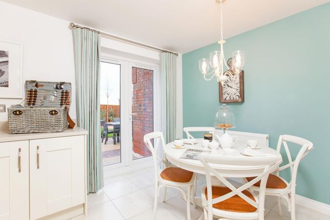 """Thumbnail Detached house for sale in """"Plot 11 - The Buckingham"""" at Olympic Park Road, Andover"""