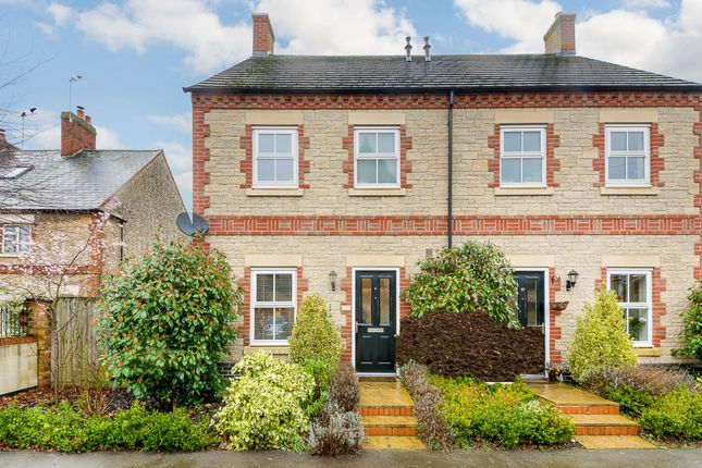 Thumbnail Semi-detached house for sale in High Street, Bozeat