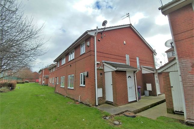 Thumbnail Maisonette for sale in Acorn Court, Upper Warwick Street, Liverpool, Merseyside