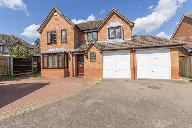 Thumbnail Detached house for sale in Deepdale, Carlton Colville, Lowestoft