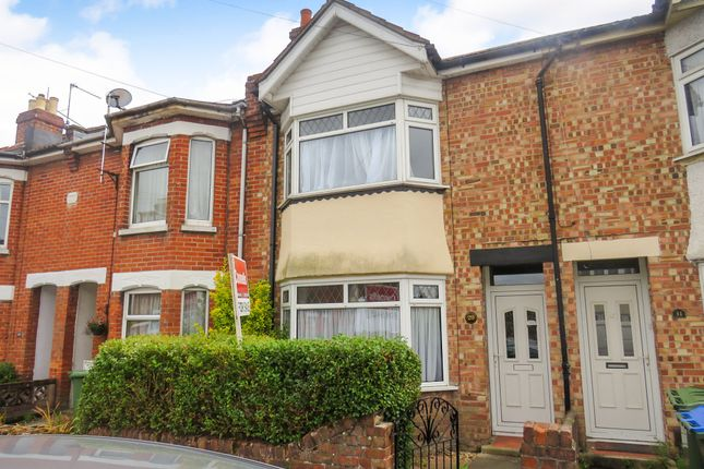 Thumbnail Terraced house for sale in English Road, Southampton