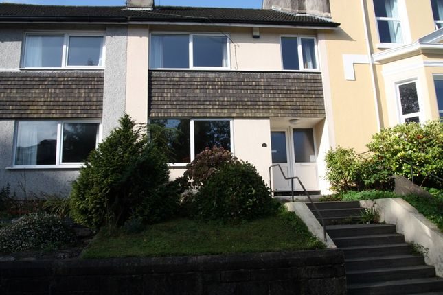 Thumbnail Terraced house to rent in 20 Garfield Terrace, Plymouth