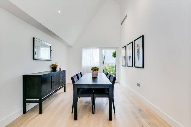 Thumbnail Flat for sale in Fulham Riverside, London