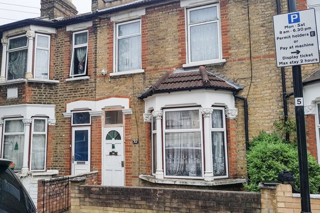 Thumbnail Terraced house for sale in Lawrence Road, London
