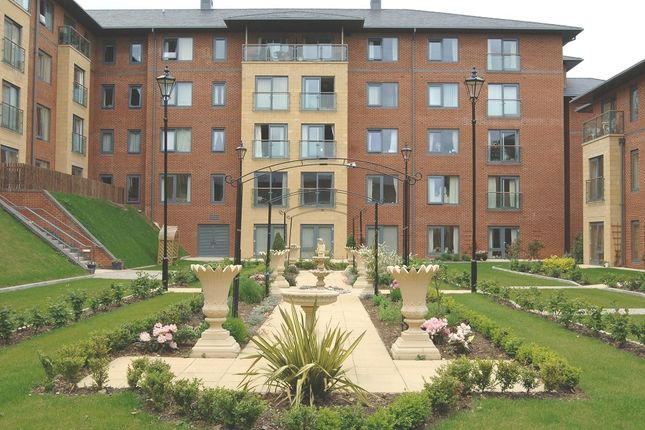 Thumbnail Flat for sale in St Crispin Retirement Village, St Crispin Drive, Duston, Northampton